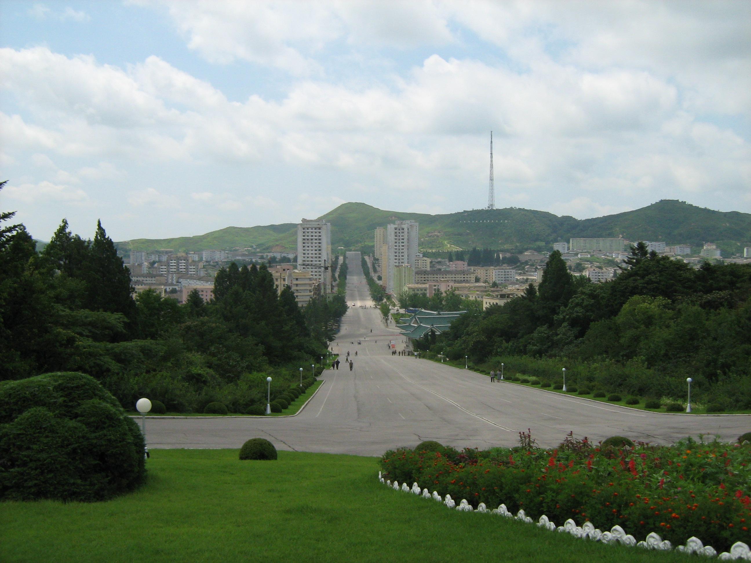 North Korea Population 2018 Demographics Maps
