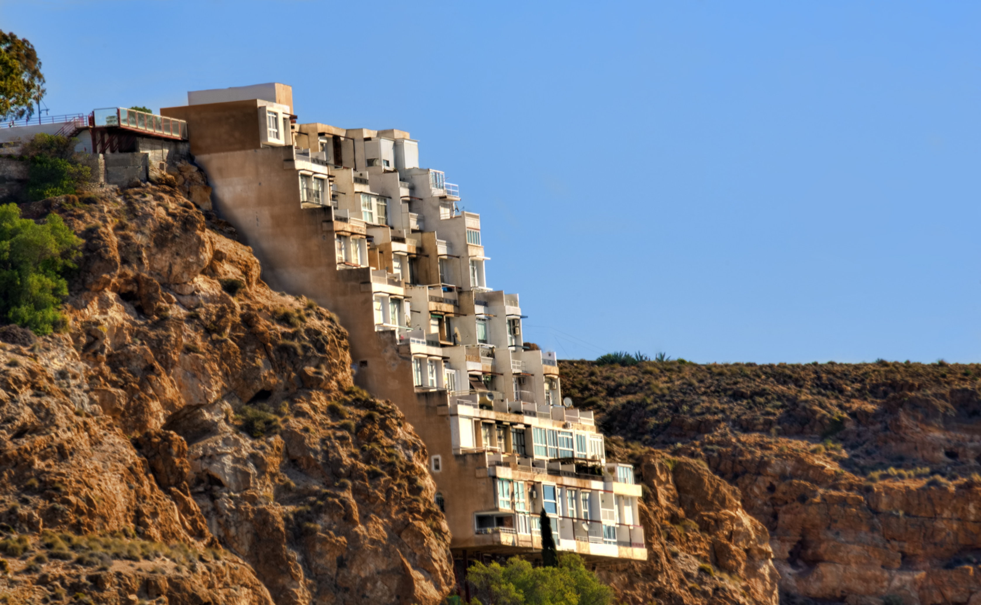 File:Living on the side of a mountain (9612875645).jpg - Wikimedia ...
