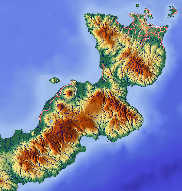 FileLocation map East New Britain Provincepng Wikimedia Commons