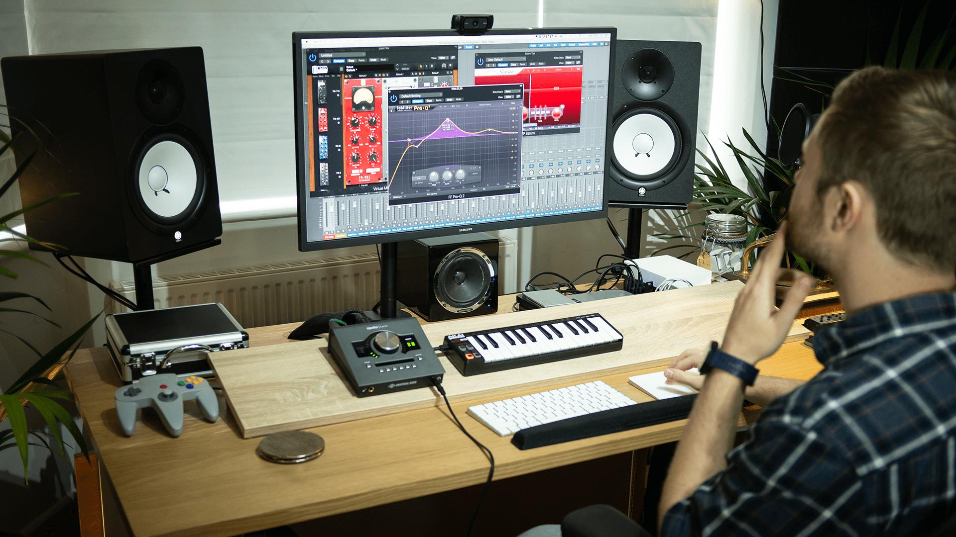 Logic Pro Studio