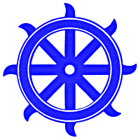 Logo of The Lace Guild, blue.png