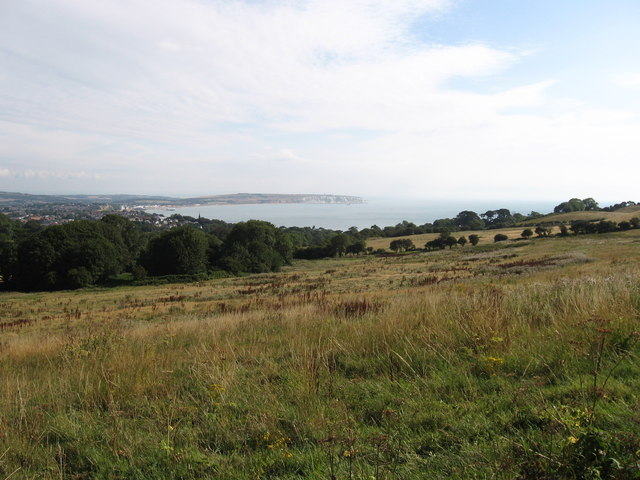 Luccombe, Looking Towards Shanklin - geograph.org.uk - 226600