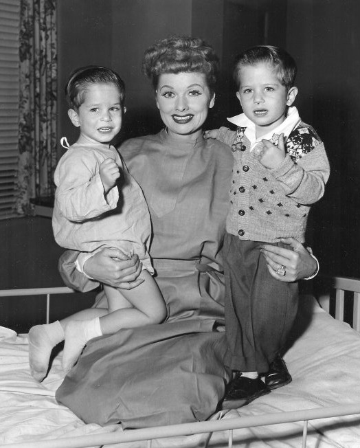 file lucille ball i love lucy little ricky actors 1955 jpg