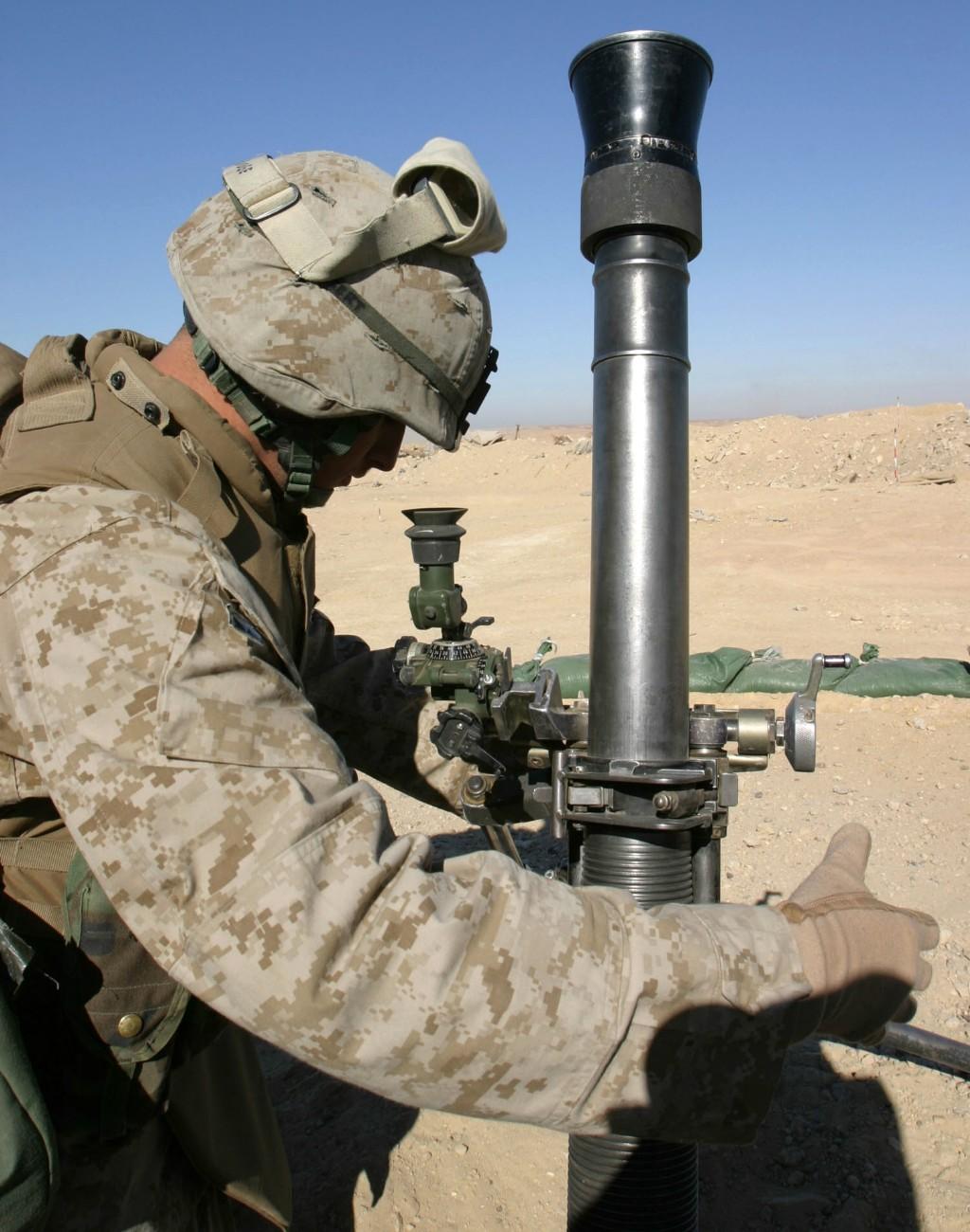 81mm Mortar System : M wikipedia