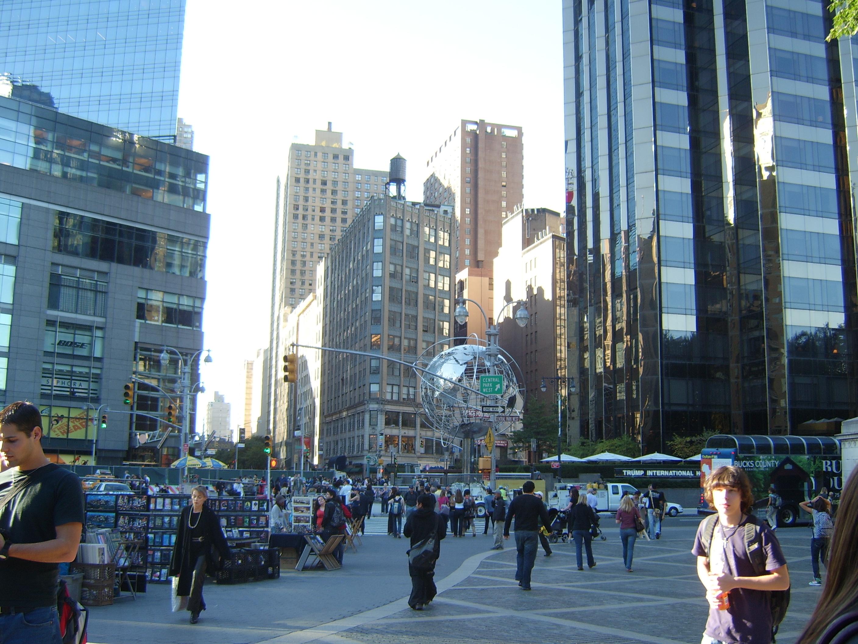 Mötesplats I New York City