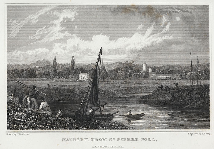 File:Mathern, from St. Pierre Pill, Monmouthshire.jpeg