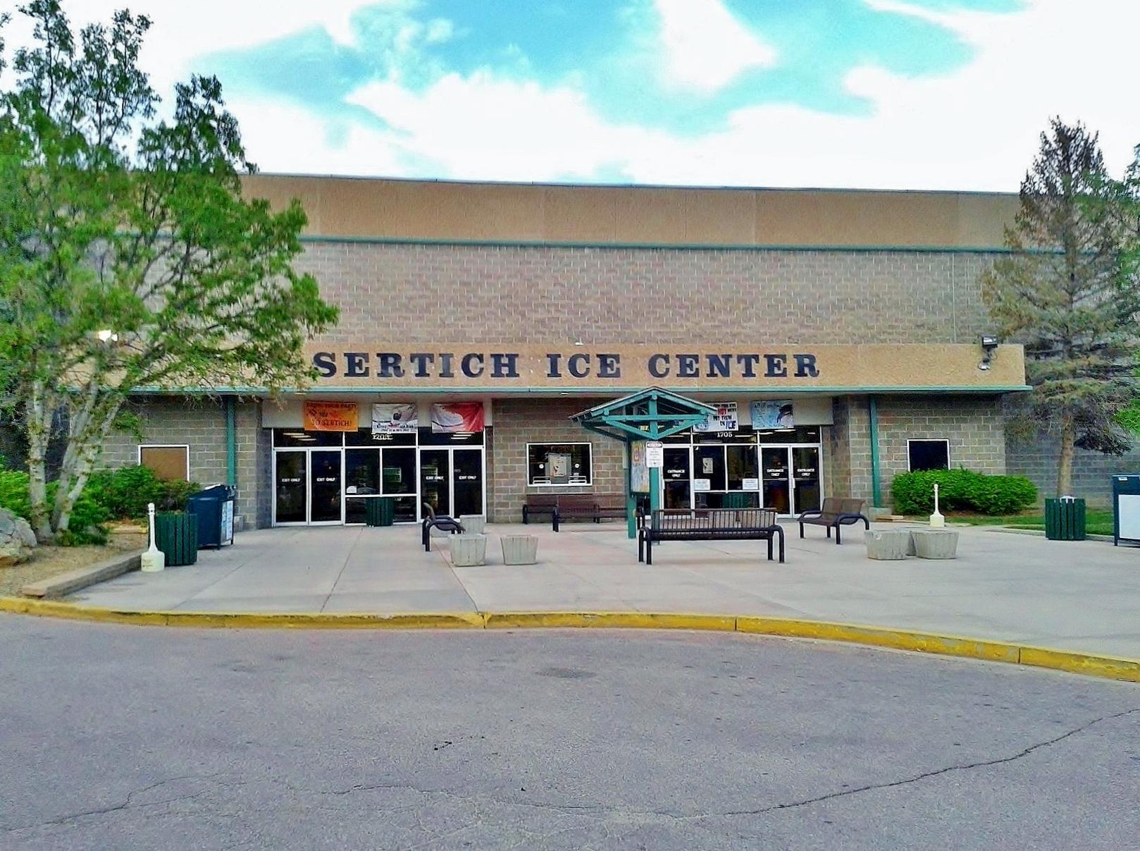File memorial park colorado springs sertich ice center - Memorial gardens colorado springs ...