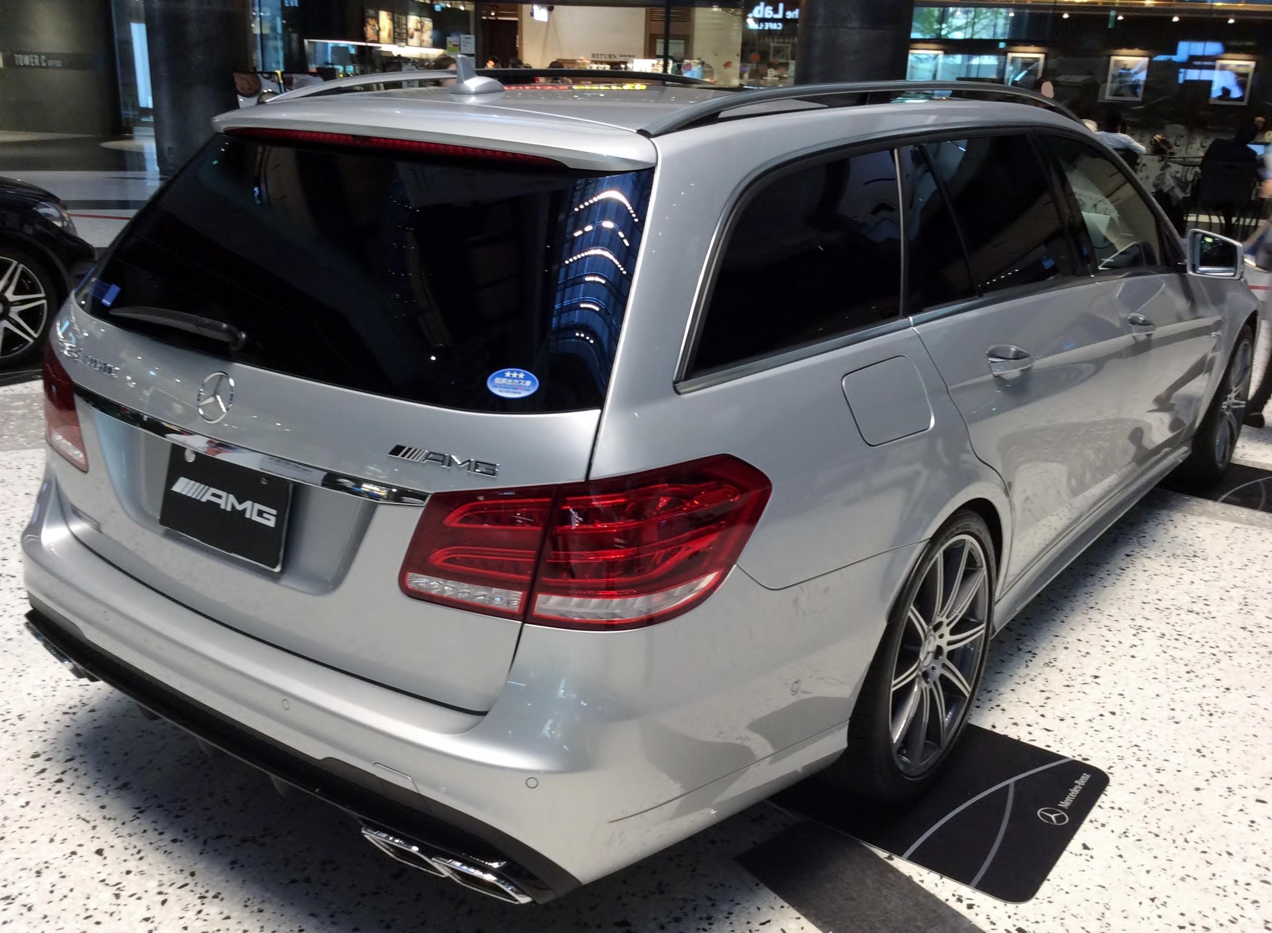Mercedes benz e63 amg wagon for Mercedes benz e63 amg wagon