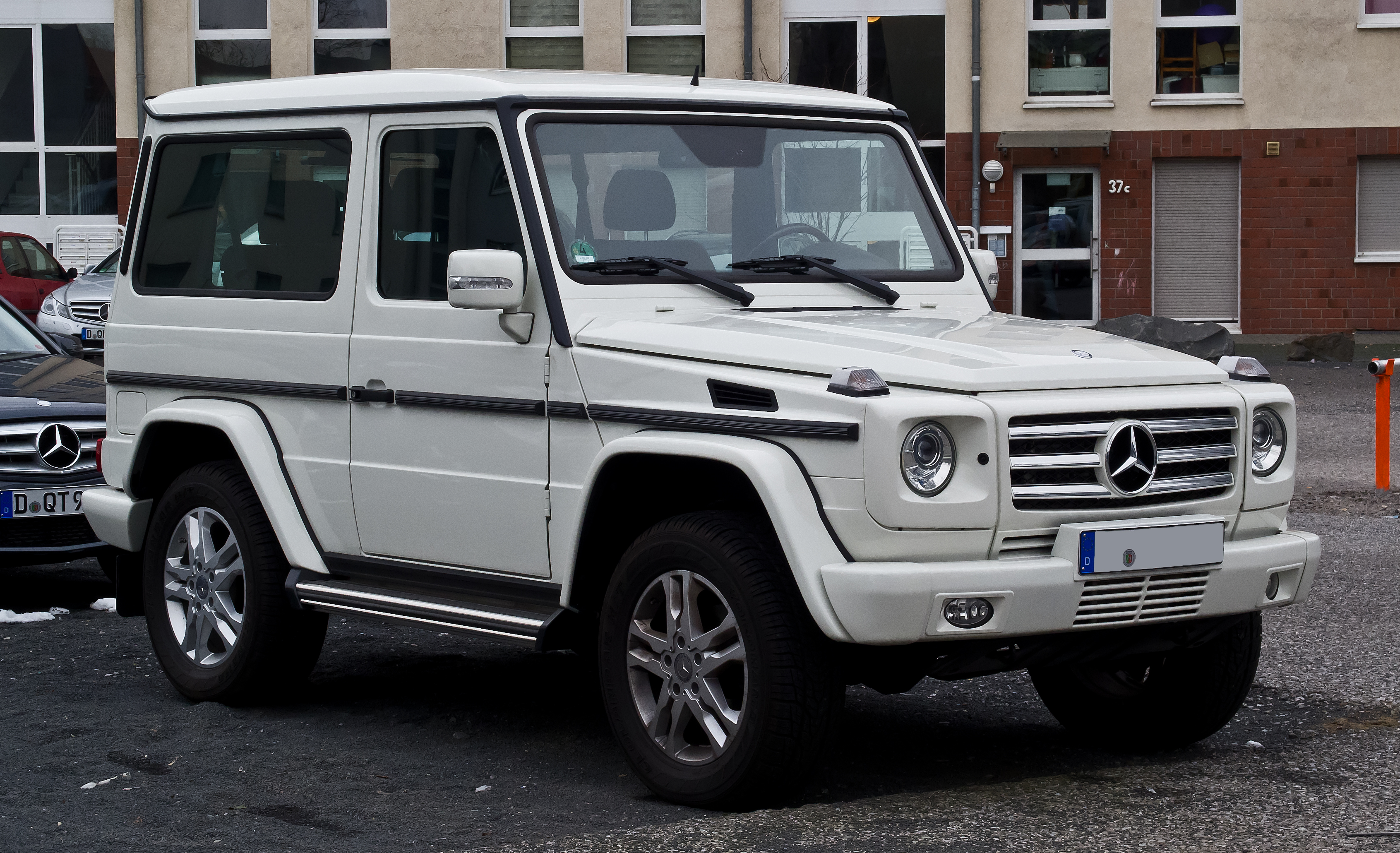 File:Mercedes-Benz G 350 BlueTEC (W 463, 2. Facelift ...