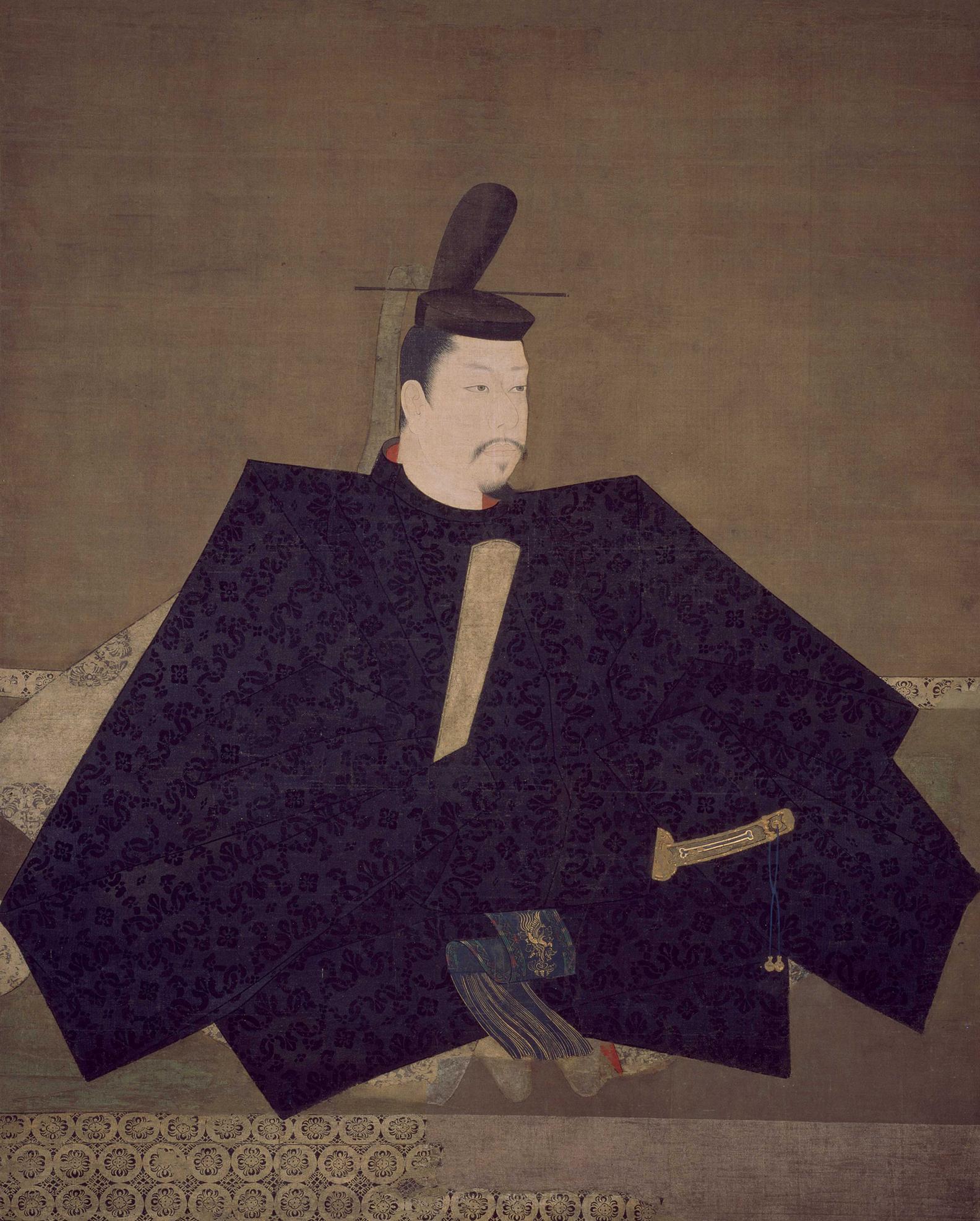 Minamoto no Yoritomo, the first shogun of the Kamakura shogunate