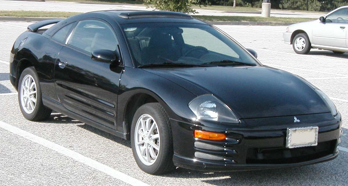 Mitsubishi Eclipse - Wikiwand