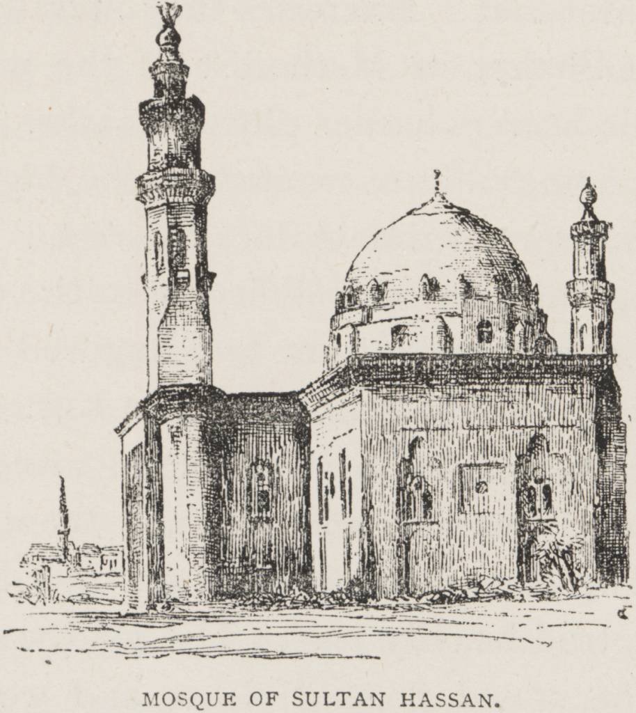 File:Mosque Of Sultan Hassan. (1879)   TIMEA