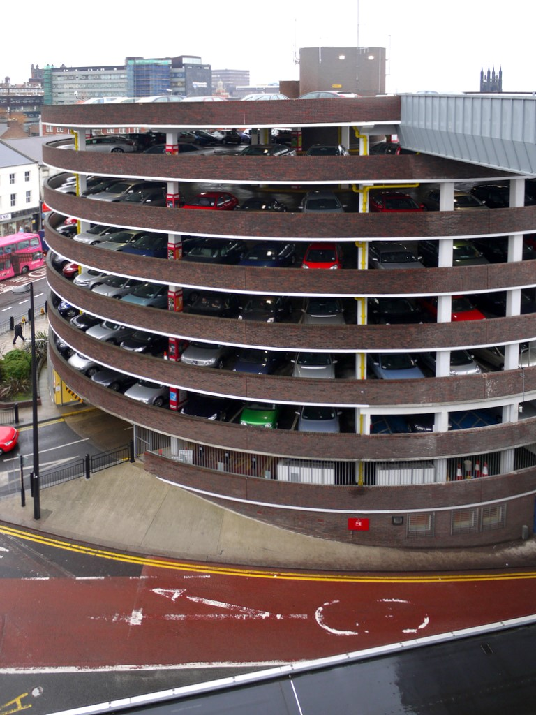 Multi Story Car Park Coventry