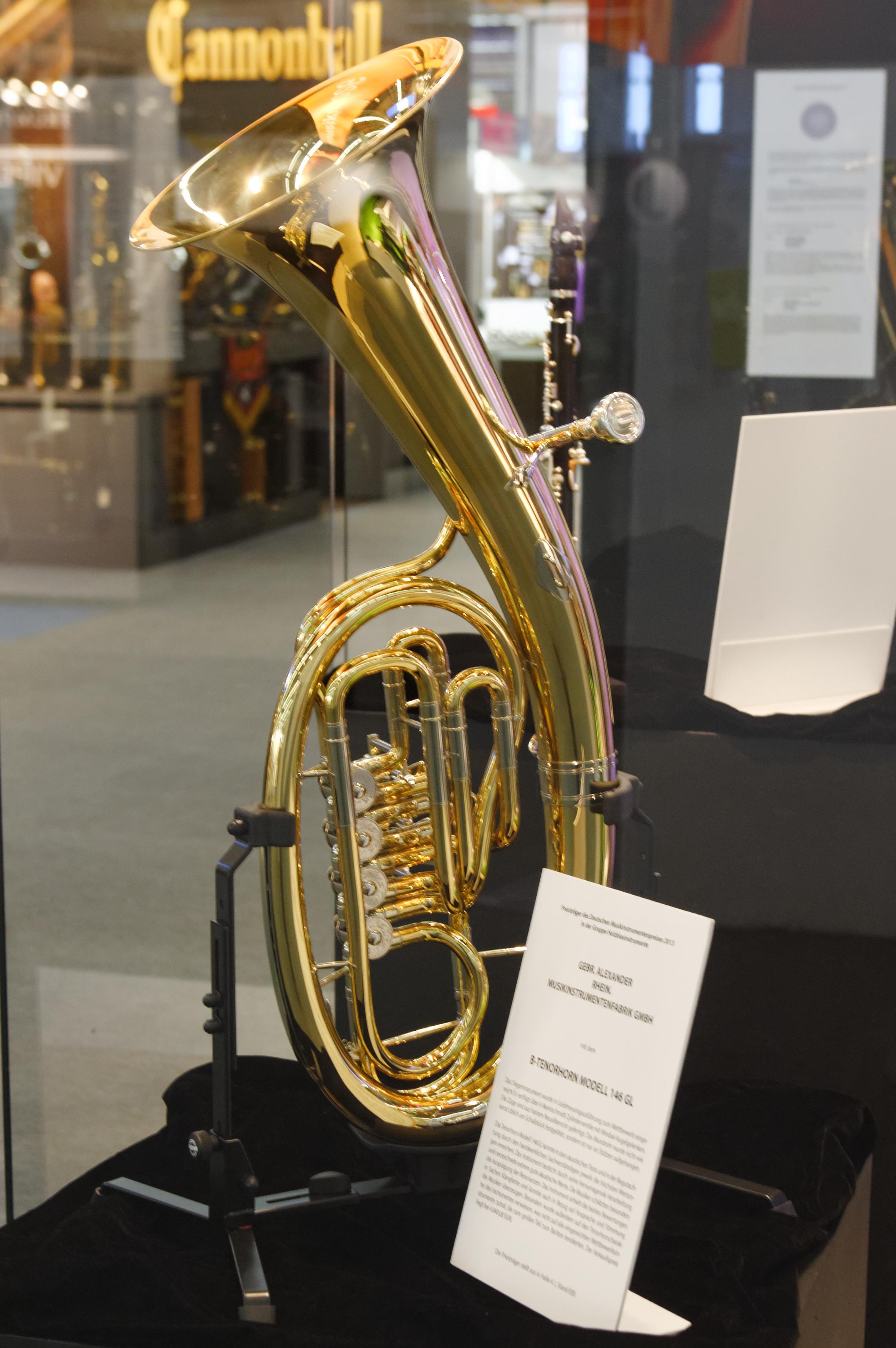 File Musikmessefrankfurt2017 B Tenorhorn 146 Gl 038 Jpg Wikimedia