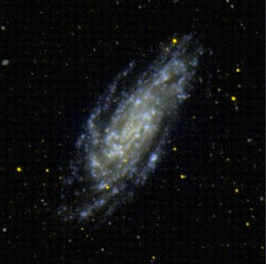Depiction of NGC 4559