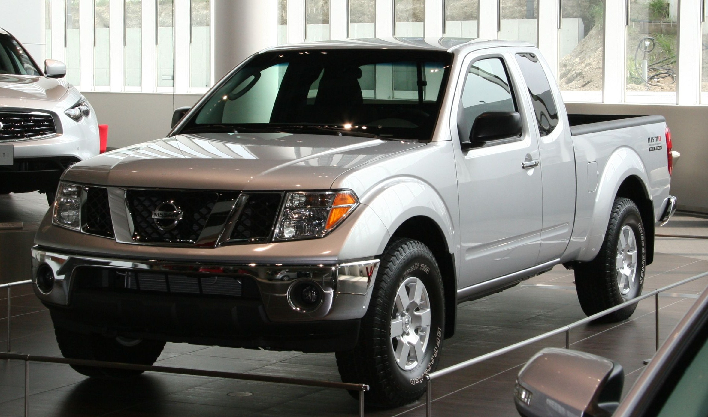 file nissan frontier nismo king wikimedia commons. Black Bedroom Furniture Sets. Home Design Ideas