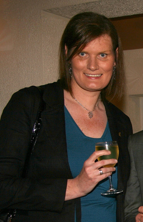 Nikki Sinclaire, British politician