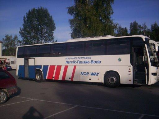 norway buss
