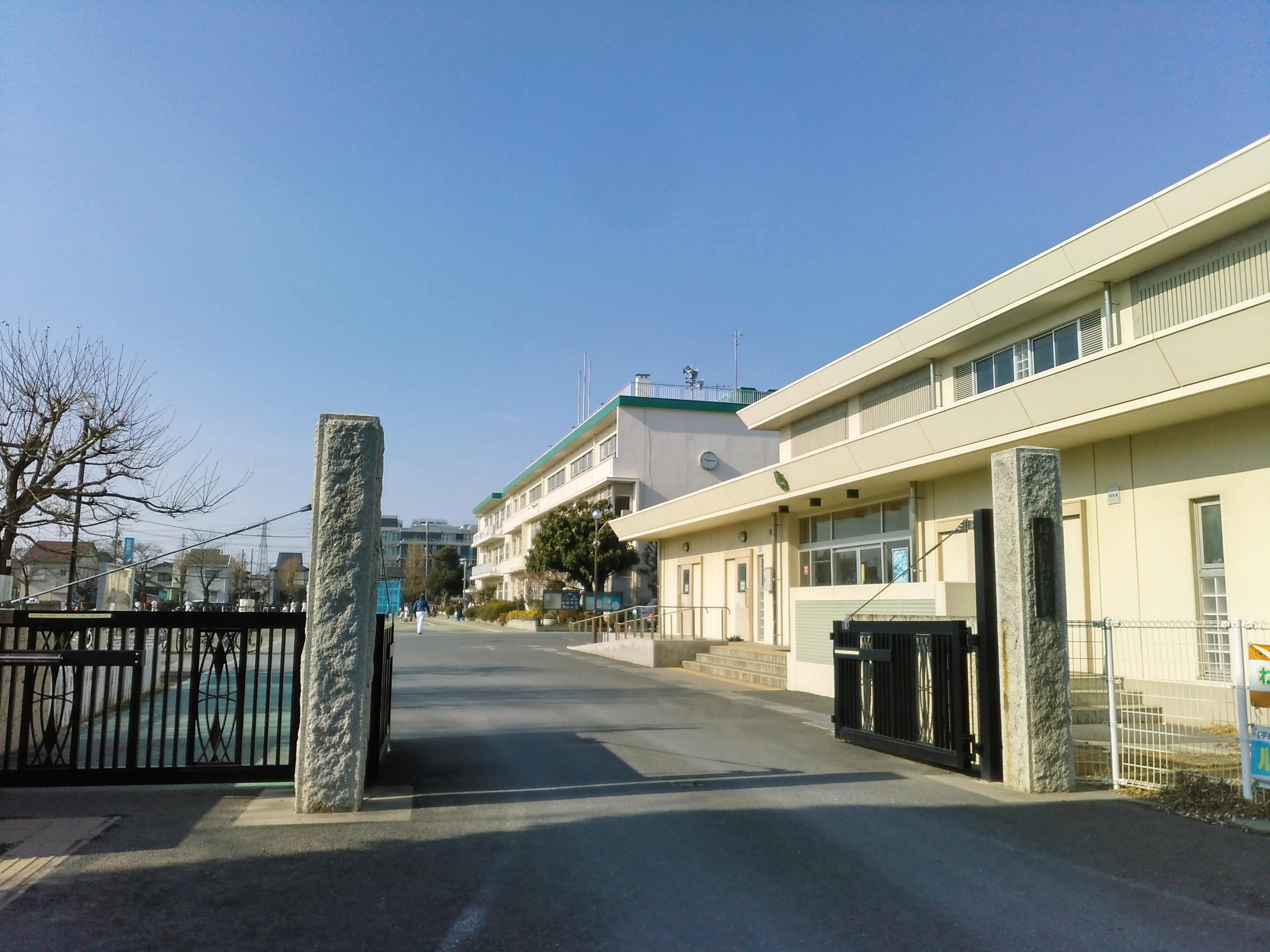 小学校 桶川 西