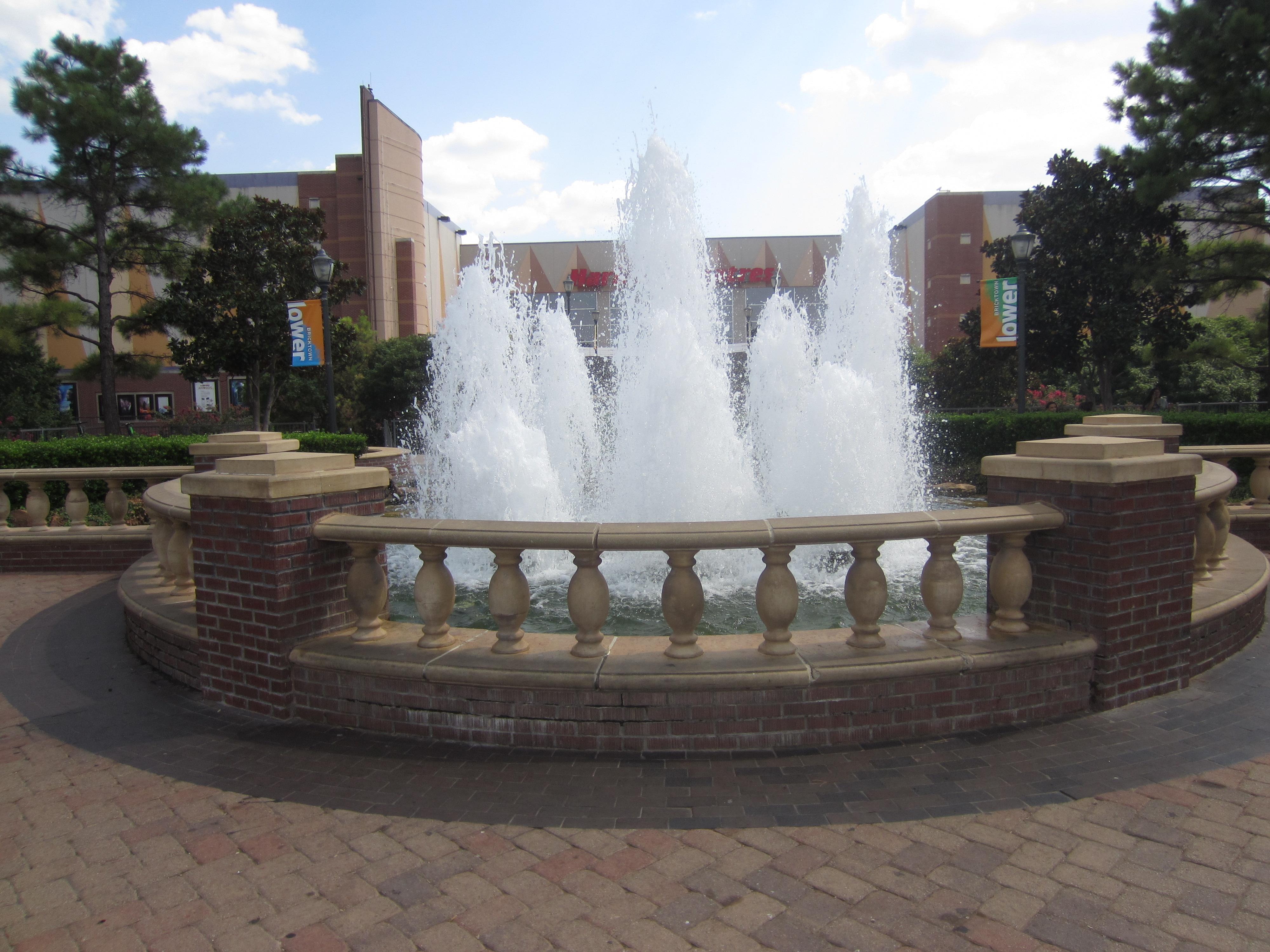 Centennial Fountain Oklahoma City