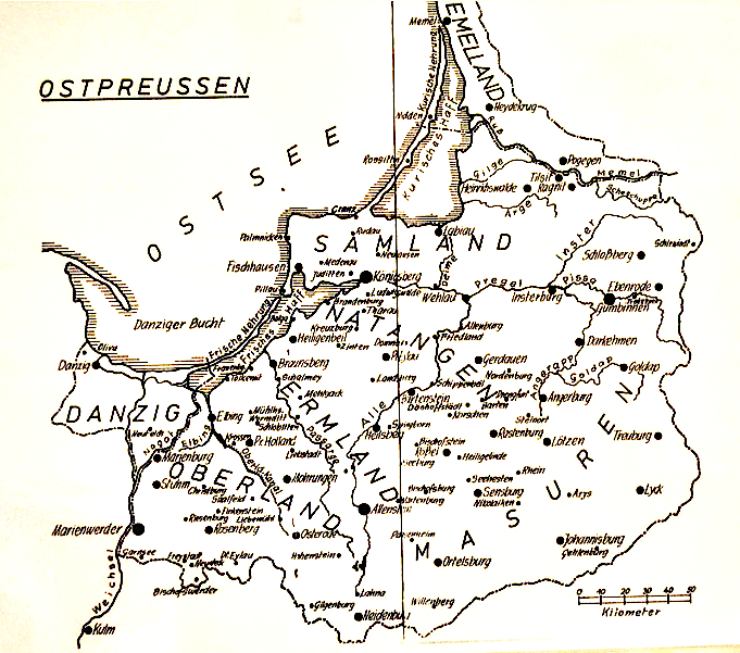 Karte Ostpreußen.File Ostpreussen Karte Png Wikimedia Commons
