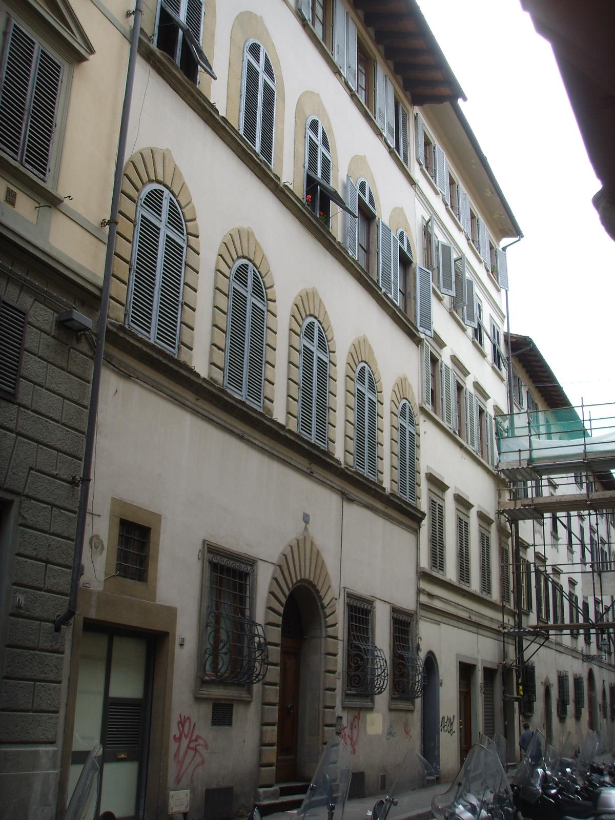 Palazzo Corsi-Albizi - Wikipedia