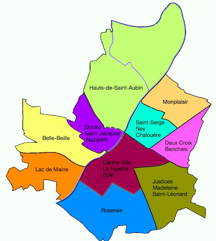 Quartiers d\u0027Angers \u2014 Wikipédia