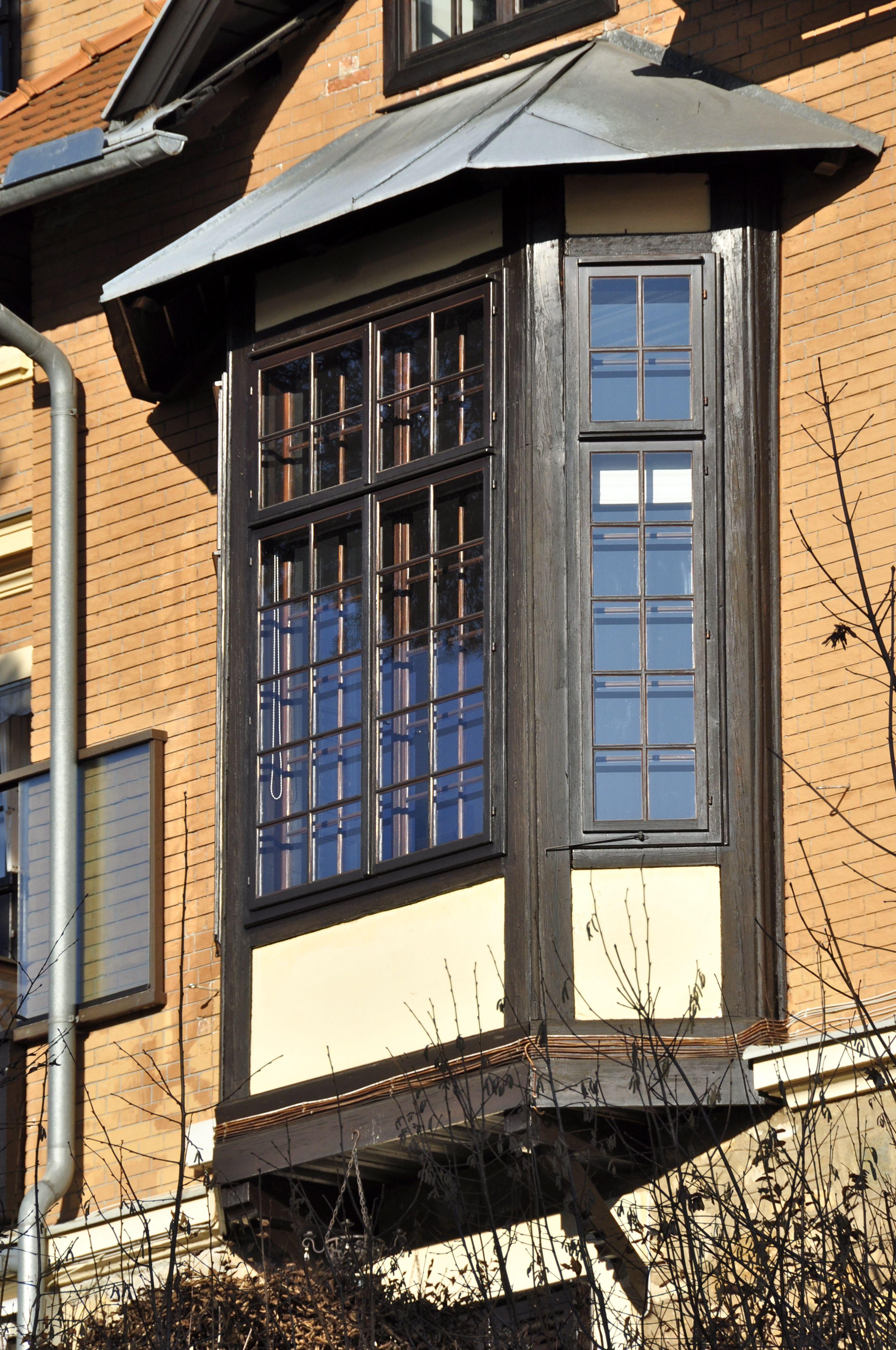 Erstaunlich Erkerfenster Ideen Von File:poertschach Hauptstrasse 120 Villa Hoyos 08012012 192.jpg