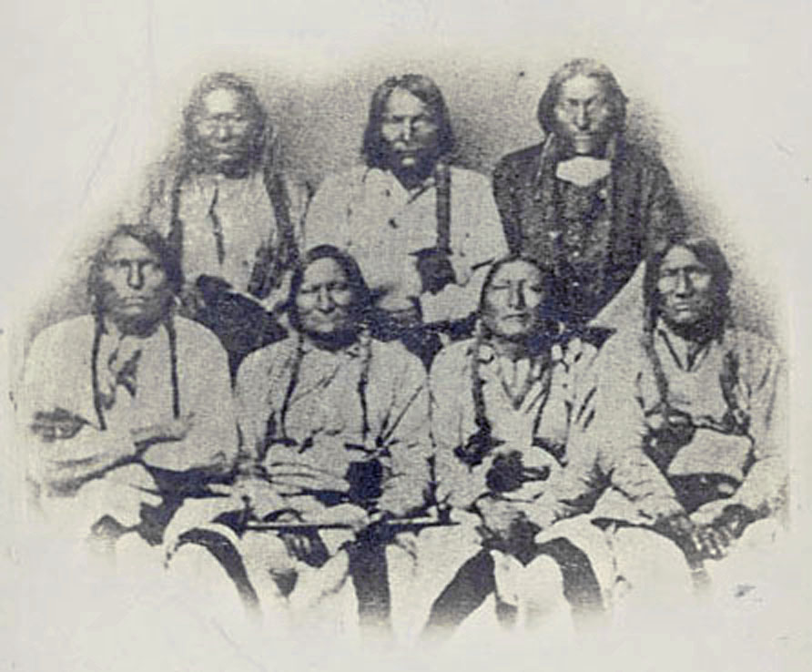File:Portrait of Black Kettle or Moke-Tao-To? and Delegation Of Cheyenne and Arapaho Chiefs 28 SEP 1864.jpg