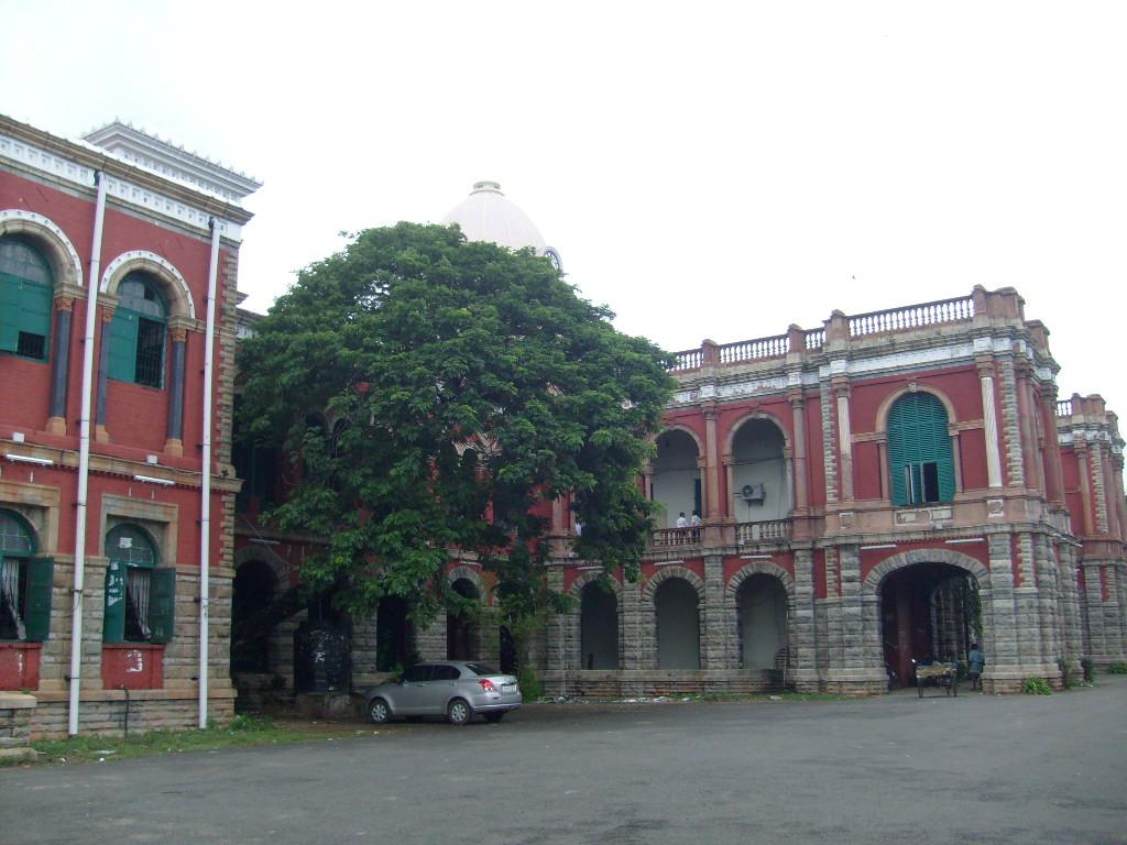 presidency college  chennai
