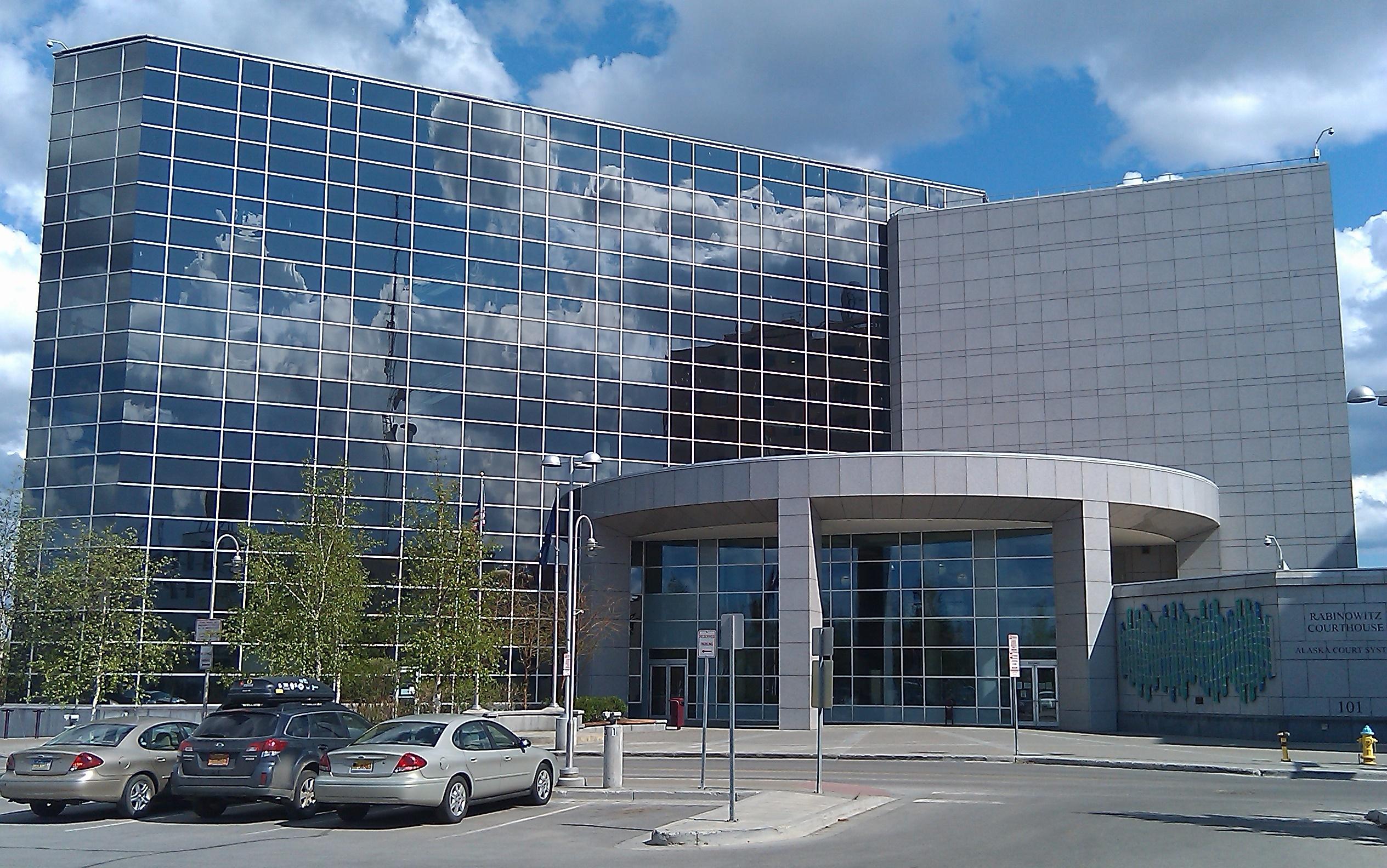 Criminal Charges Filed - Alaska Court System