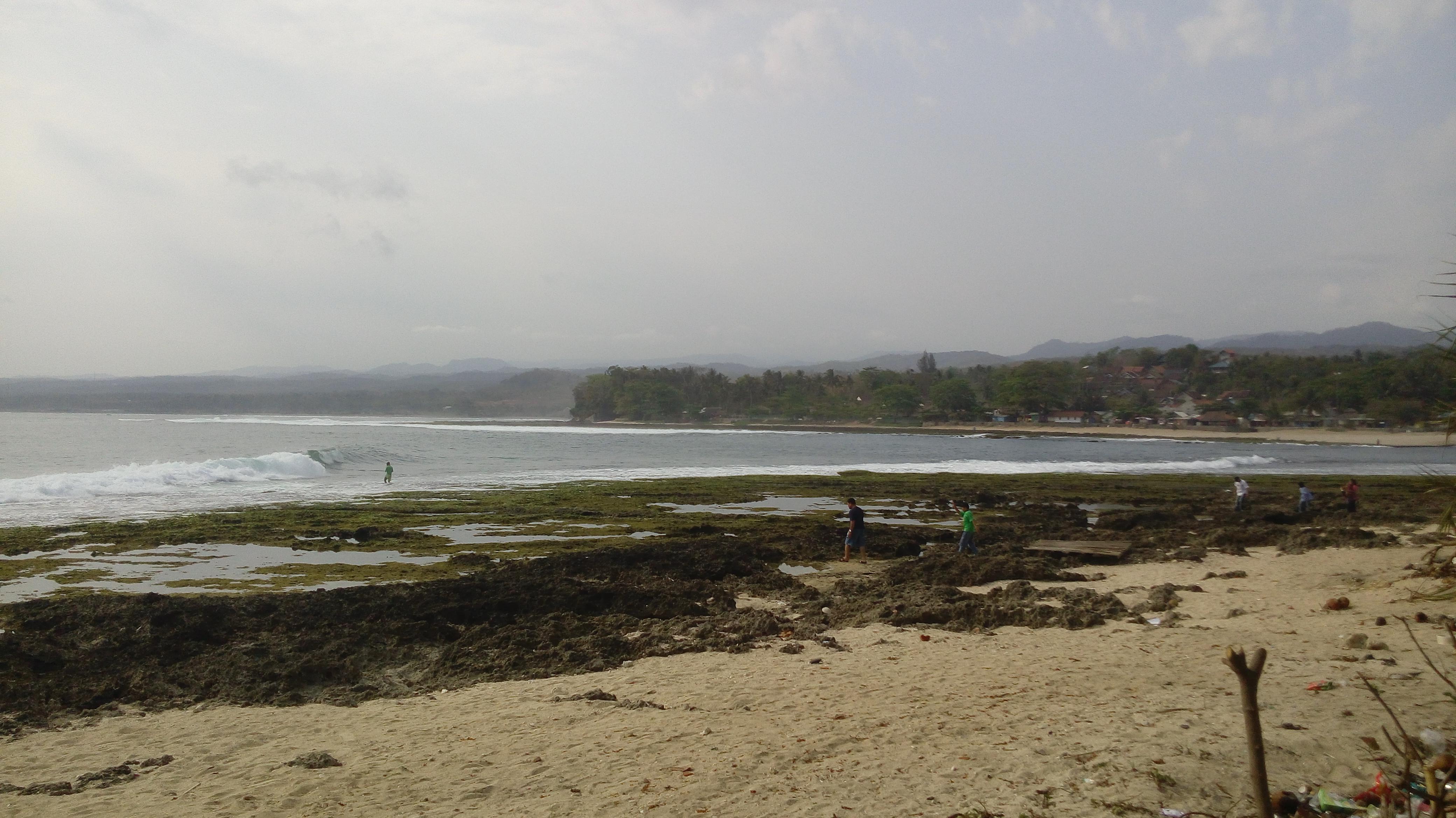 Pantai Rancabuaya Wikipedia Bahasa Indonesia Ensiklopedia