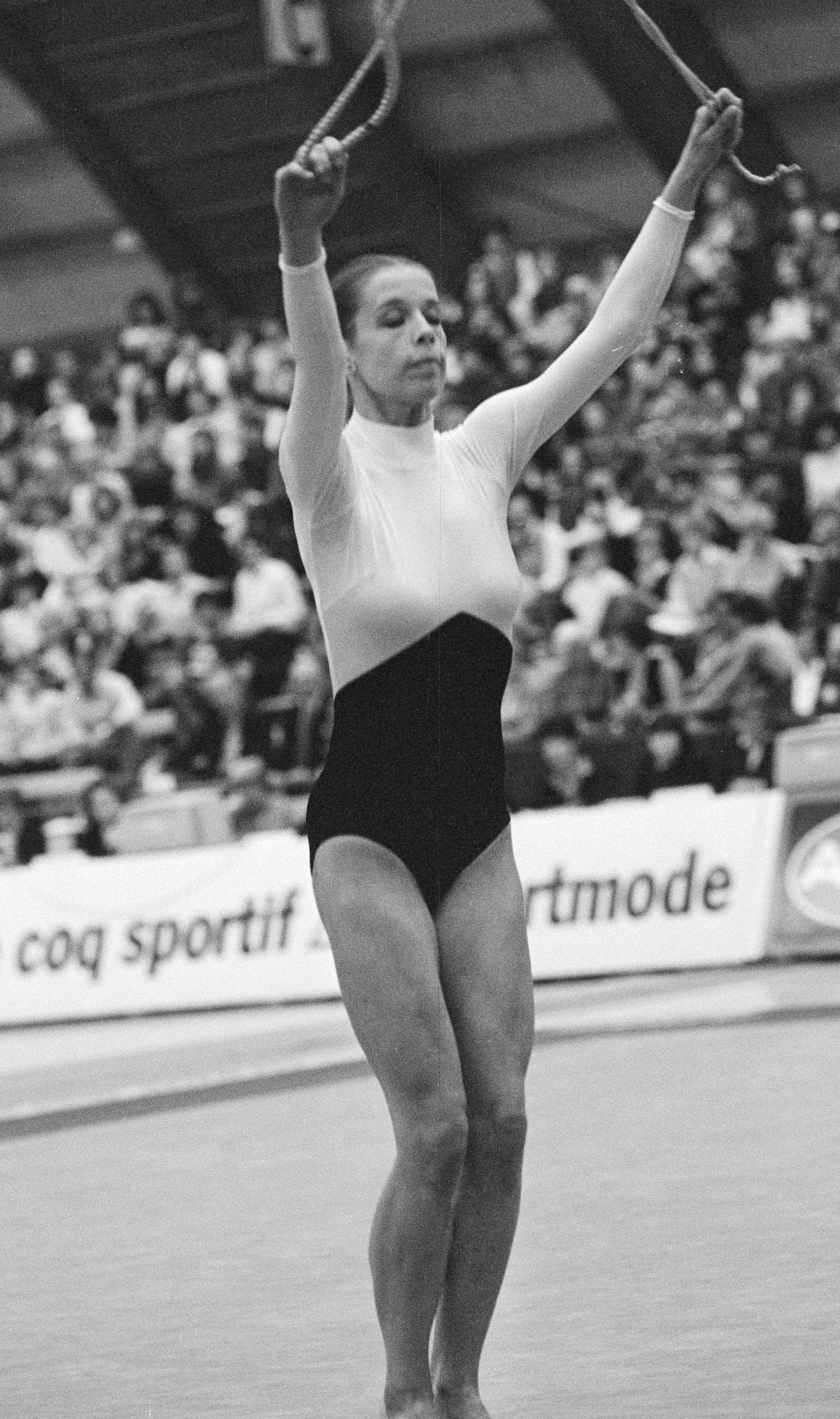 Regina Weber in 1980