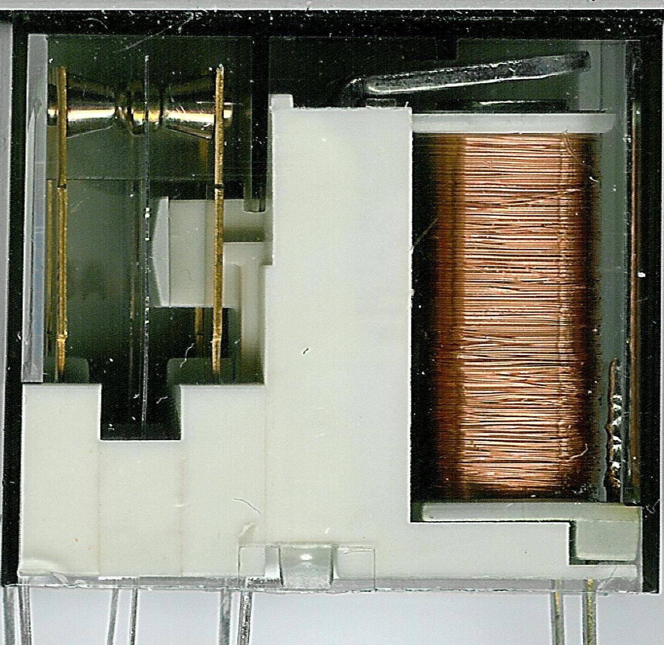 magnetische relais grijpmechanisme. Black Bedroom Furniture Sets. Home Design Ideas