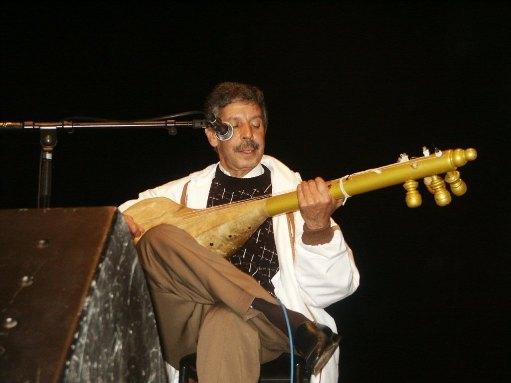 Décès du chanteur amazigh Mohamed Rouicha - R.I.P.