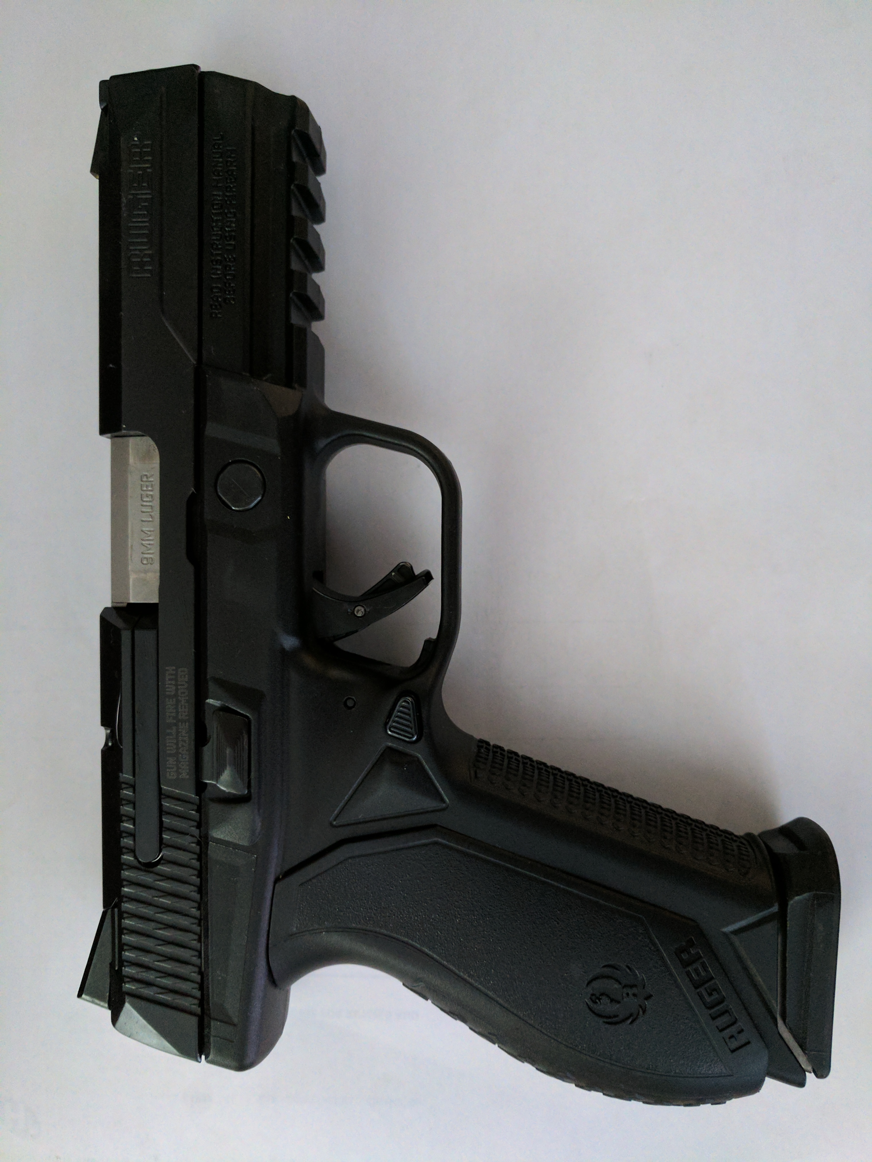 Ruger American Pistol - Wikipedia