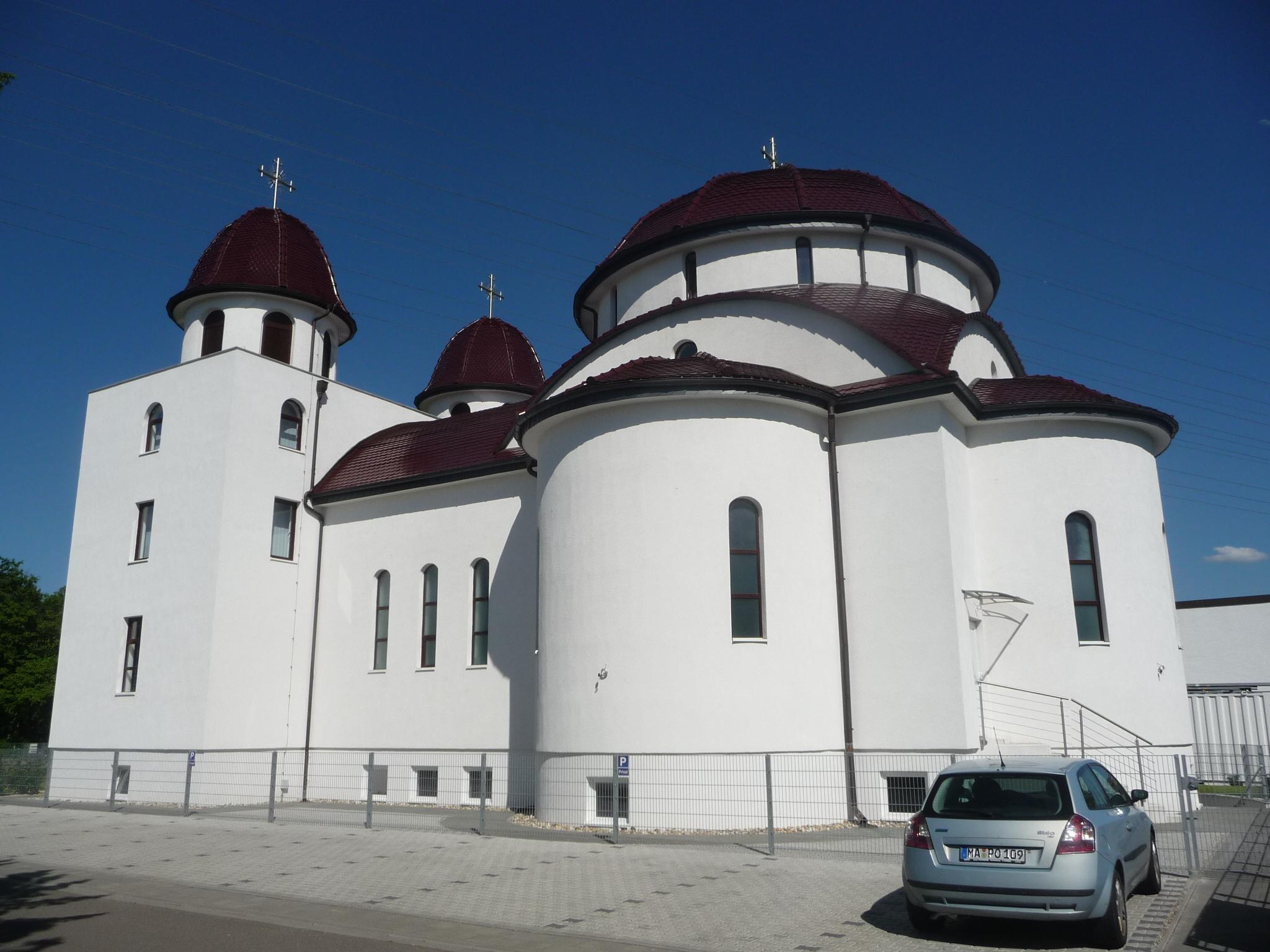 mannheim orthodoxe kirche