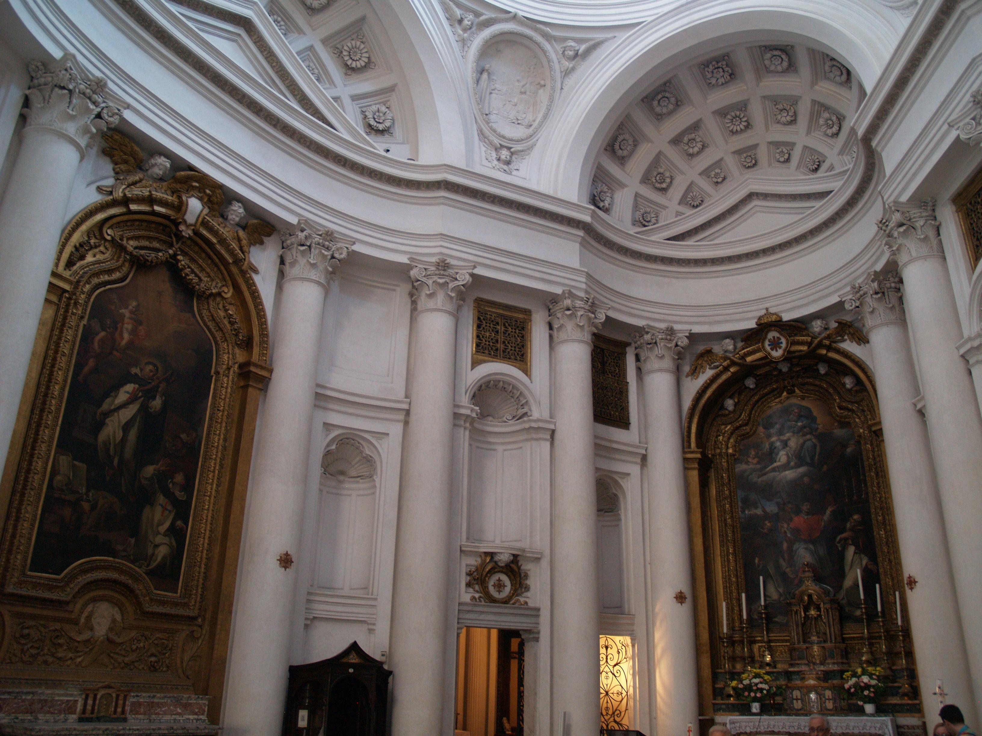 San Carlo Alle Quattro Fontane Interior | www.pixshark.com ...