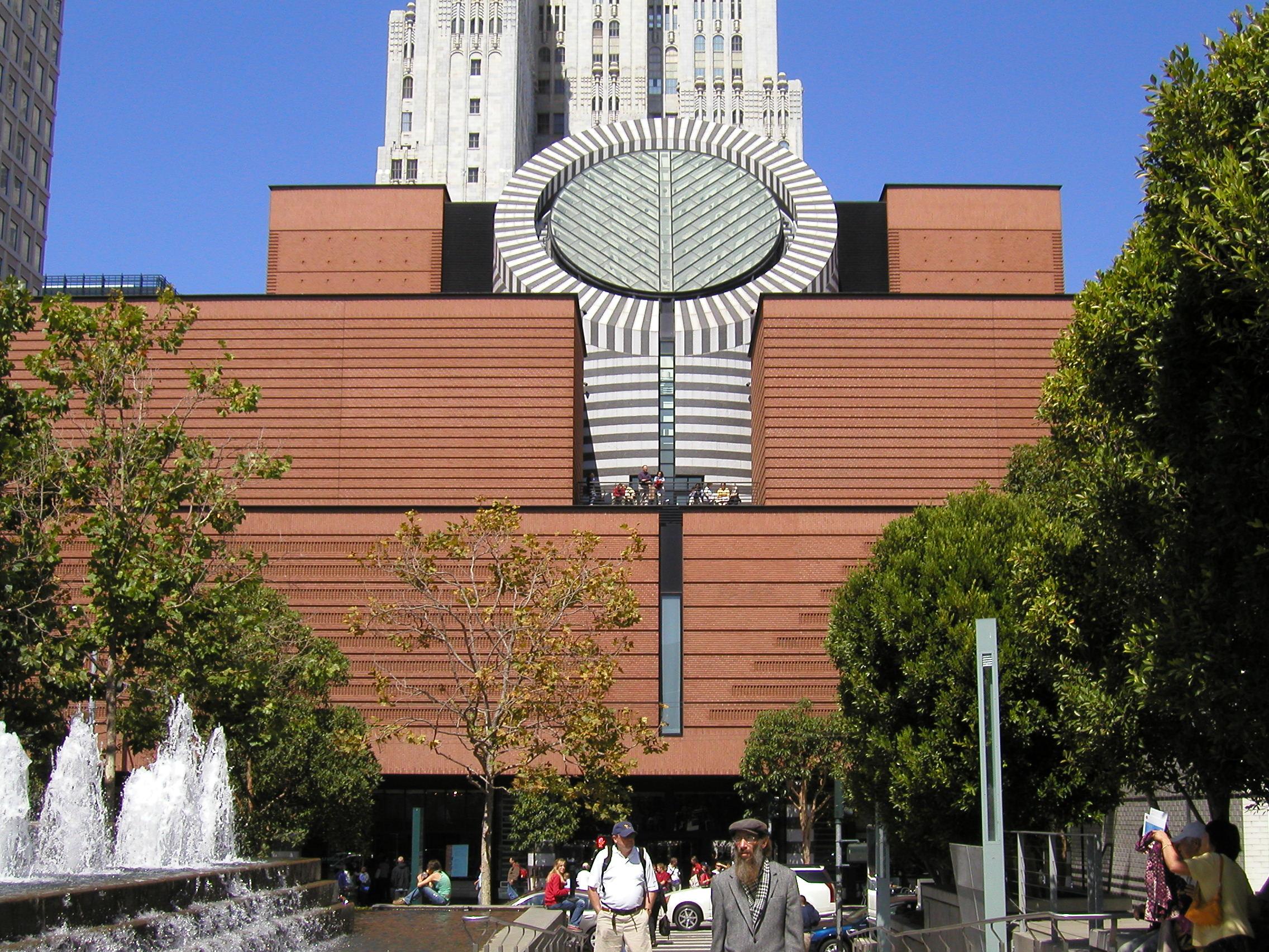 Walton arts center details plans for renovated complex for San francisco museum modern art