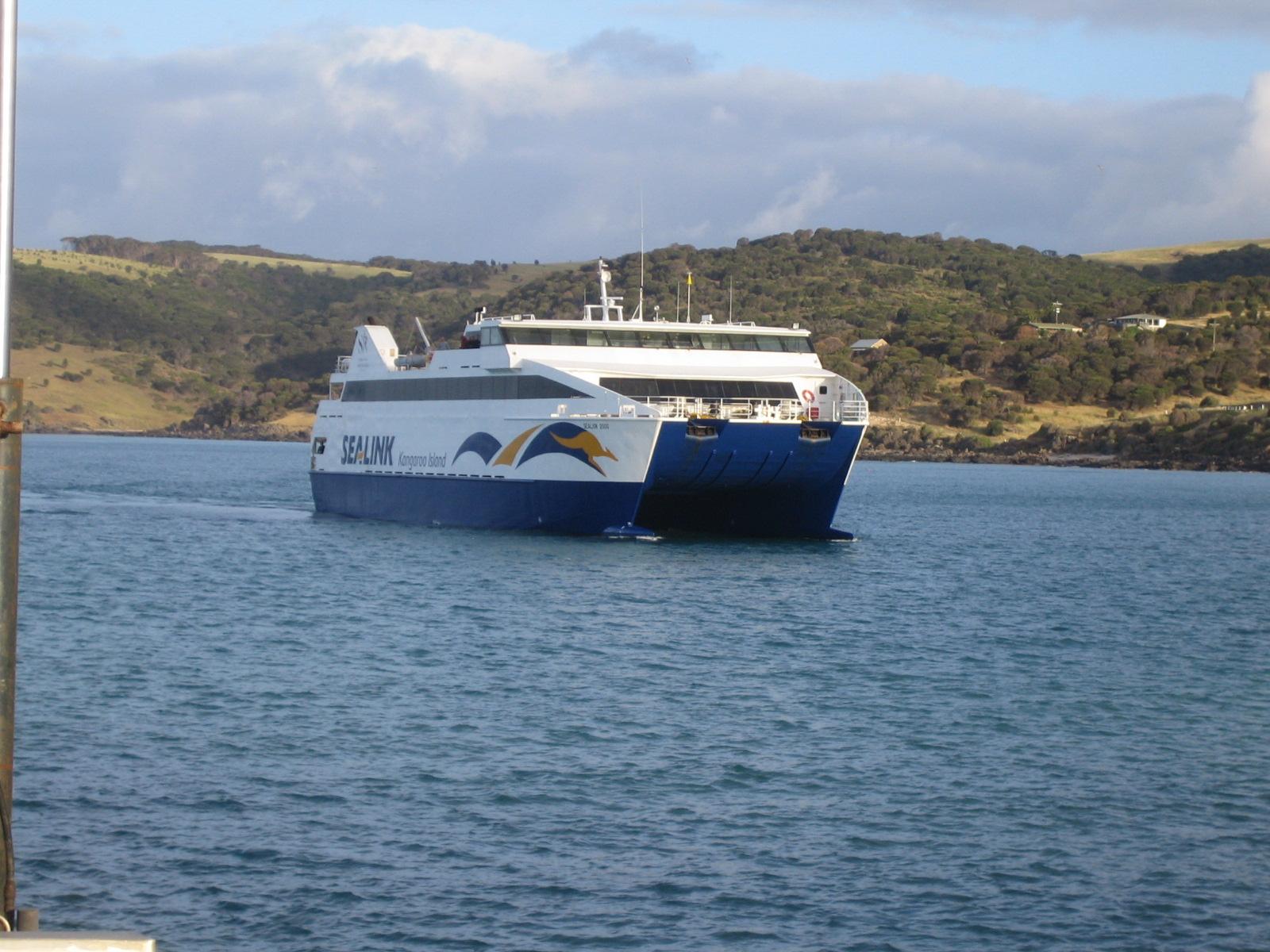 Sea Ferry Kangaroo Island