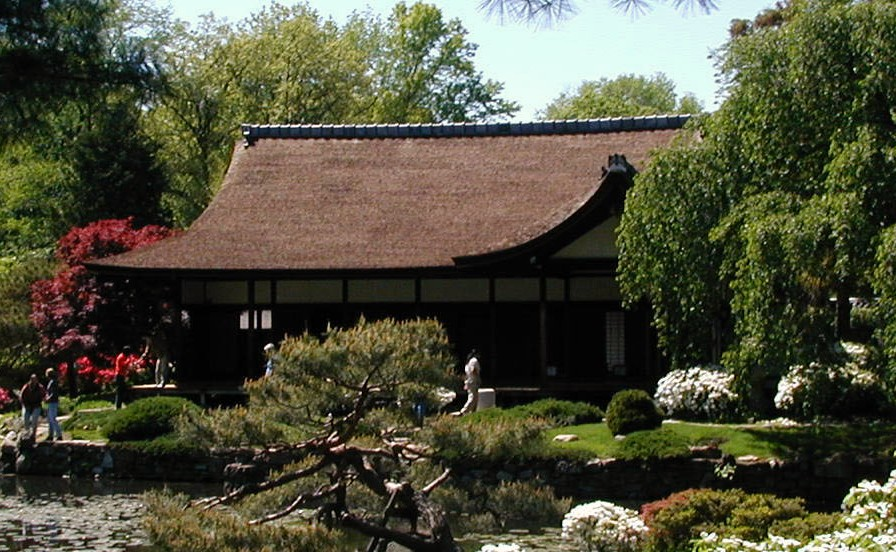 Casa Y Jard 237 N Japon 233 S Shofuso