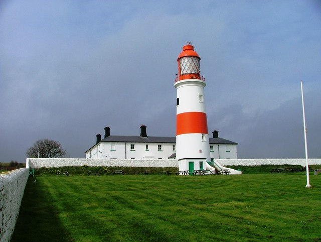 Souter Lighthouse from the East - geograph.org.uk - 162194