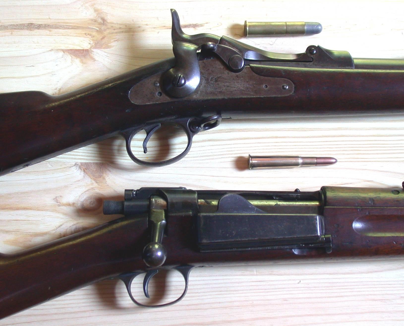 Springfield Model 1892–99 - Wikipedia