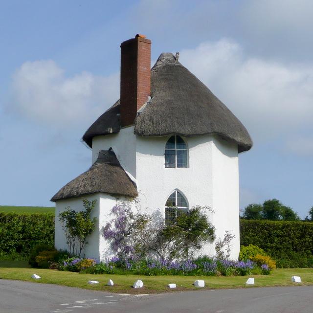 The Round House, Stanton Drew