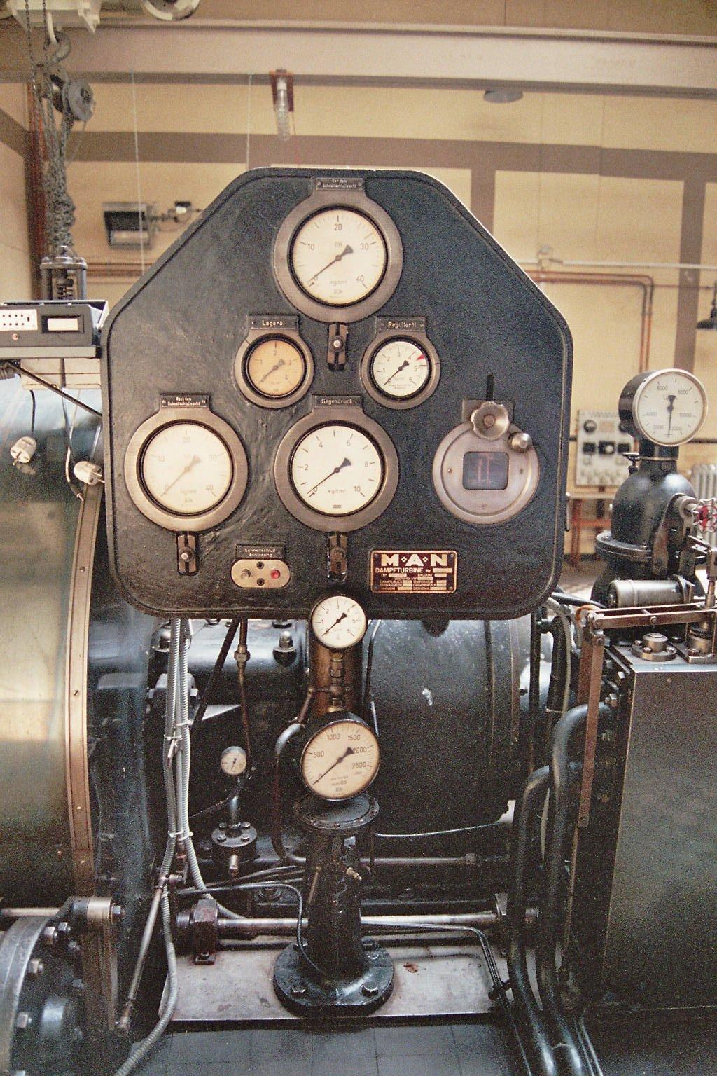 Industrial Instrument Panel : Instrumentation wikipedia