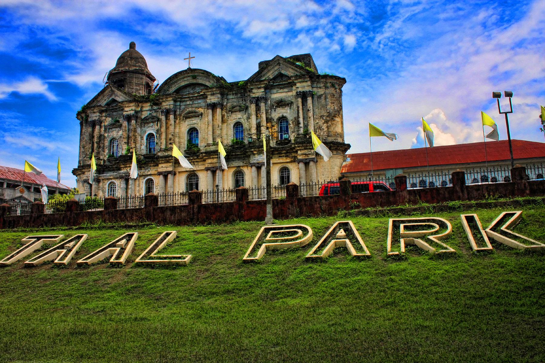 Basilicas Park