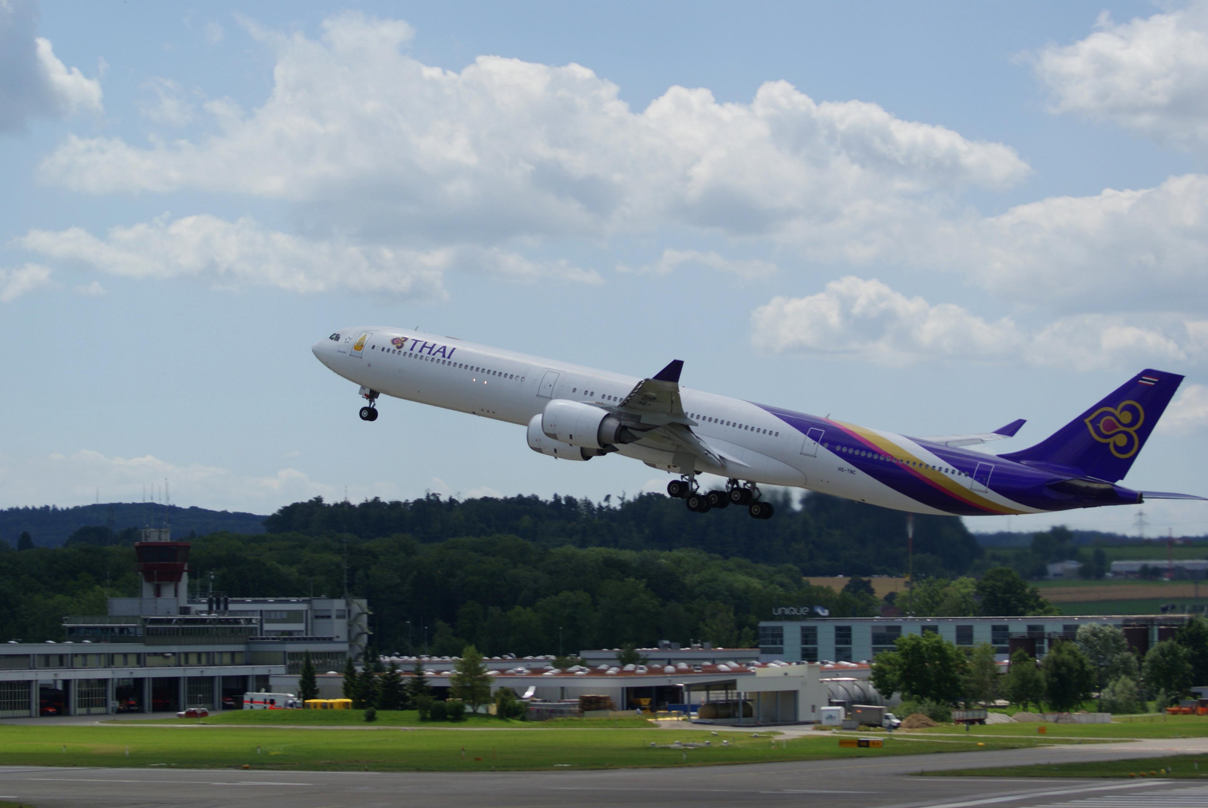 Thailand Airways – Visit Chiang Mai Online