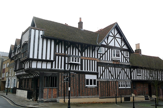 Filethe tudor house geograph org uk 1575179 jpg
