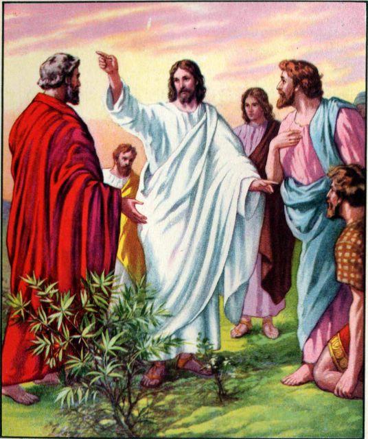المسيح والآن