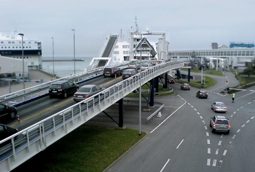 Fährhafen Puttgarden